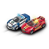 Scalextric Cops N Robbers