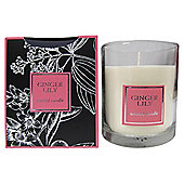Greenhill and York Ginger Lily Boxed filled candle