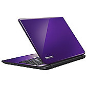 "Toshiba Satellite L50D, 15.6"" Laptop, AMD A8, 8GB RAM, 1TB - Purple"