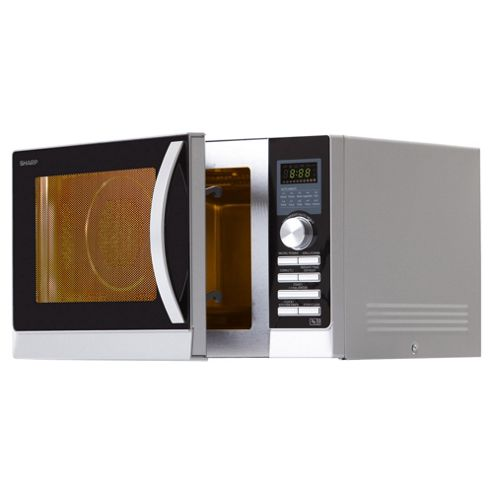 buy sharp r843slm 25l combi microwave from our combination microwave oven range tesco. Black Bedroom Furniture Sets. Home Design Ideas