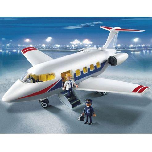 Playmobil Jet 5954