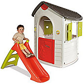 Simba Smoby Nature Home And Slide H.D