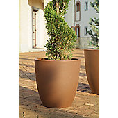 Farmet New Orione Alto Round Pot - Havane - 60cm H x 60cm W x 60cm D