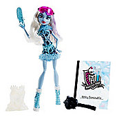 Monster High Art Class Doll Abbey Bominable