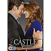 Castle Season 1-6 Box Set DVD