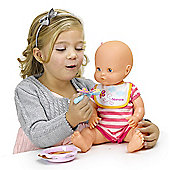 Nenuco Doll - Learn To Eat