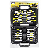 Rolson 58pc Screwdriver Set