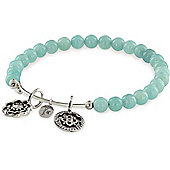 Chrysalis Amazonite Happiness Guardian Bangle