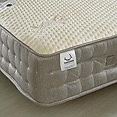 Happy Beds Bamboo Vitality 2000 Pocket Sprung Memory Foam Mattress
