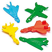 Stretchy Flying Aeroplanes (Pack of 6)