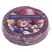 Tesco Damson And Pomegranate Wax Melt