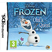 DISNEY FROZEN (NDS)
