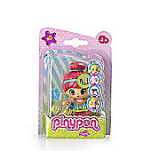 Pinypon Doll - Pink Hair
