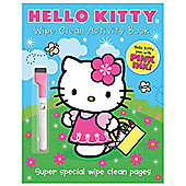 Hello Kitty Wipe Clean Activity Book