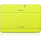 "Samsung Leather Effect Flip Cover Case for Samsung Galaxy Note 10.1""- Mint Green"