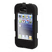 Griffin Survivor Extreme Duty Case (Black) for iPhone 4/4S