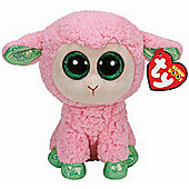 Ty Beanie Boos - Leyla the Sheep/Lamb