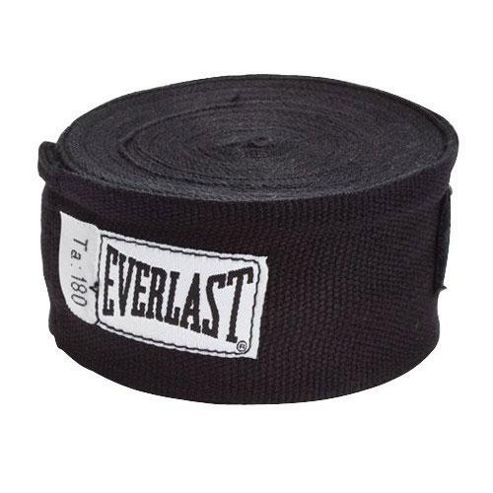Everlast 108 Hand Wraps - Black