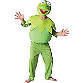The Muppets Kermit - Child Costume 7-8 years