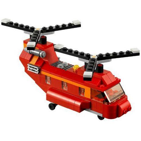 LEGO 31003 Creator Red Rotors
