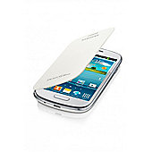 Samsung Galaxy S3 Mini Leather Feel Flip Case