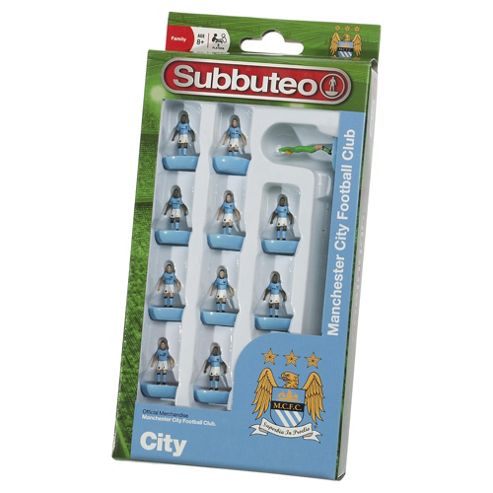 Subbuteo Player Man City