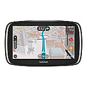 TomTom GO 61 Automobile 6 Touchscreen Portable GPS Navigator