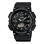 Casio Tough Solar Mens World Time Watch - AQ-S810W-1A2VEF