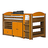 Maximus Mid Sleeper Set 2 Antique With Orange Details
