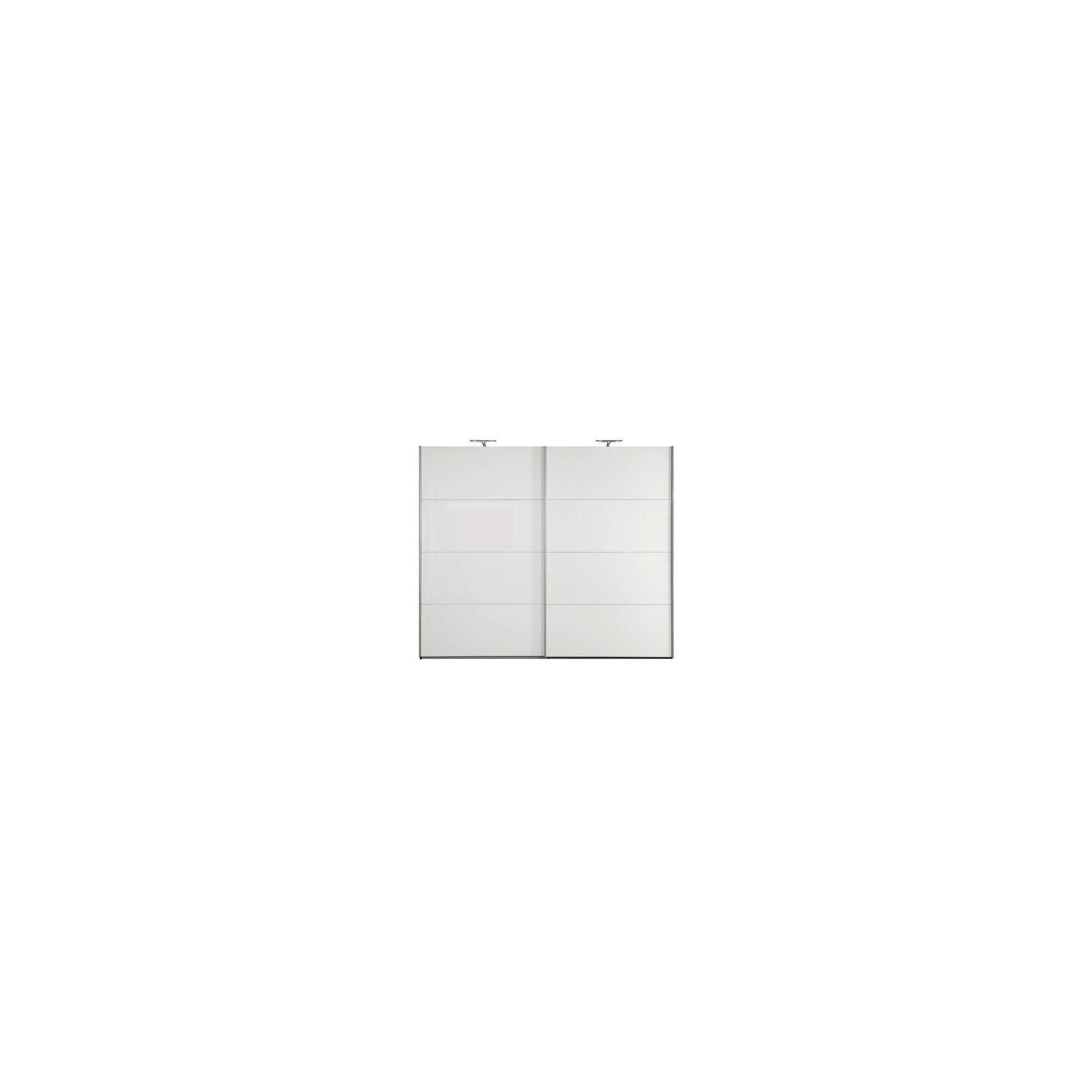 Arte-M Kick Sliding Door Wardrobe - 252cm at Tesco Direct