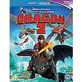 How To Train Your Dragon 2 (Blu-ray & UV)