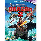 How To Train Your Dragon 2 Blu-Ray + Digital Hd Uv