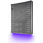 Ambient Ultra-Slim LED Bathroom Mirror With Demister Pad & Sensor K38U