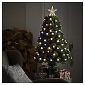 3ft Pre Lit Colour Changing Christmas Tree