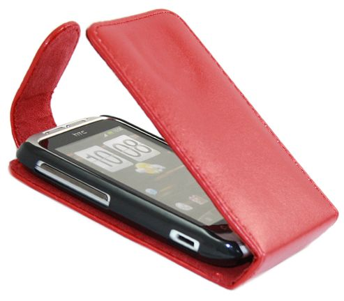 iTALKonline 12190 ProGel Skin Case - HTC WildFire - Red.