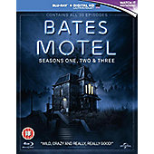 Bates Motel Series 1-3 Blu-ray