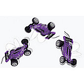 Revell Outspeeder Stunt Car Purple