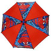 Spiderman 'Spiderweb' Nylon Umbrella