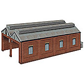 Hornby Skaledale R9822 Steam Shed - Oo Gauge Buildings
