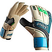 Mitre Anza G2 Aqua Pro Roll Goalkeeper Gloves - Grey