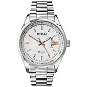 Sekonda Mens Stainless Steel Date Display Watch - 3438