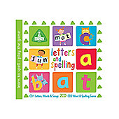 ELC Letters and Spelling CD