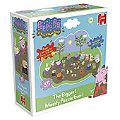 Peppa Pig Biggest Muddy Puddle Puzzle