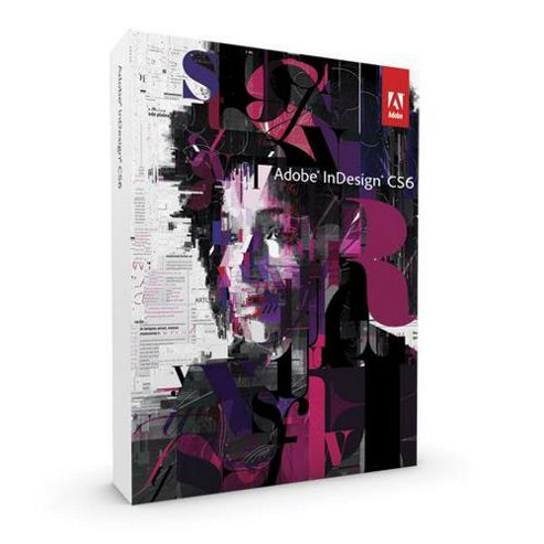 Adobe Systems Boxed Products-IndesignCS6 - V8 MAC EN