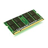 Kingston 1GB DDR2 800MHz 200-pin SO DIMM SDRAM Memory Module
