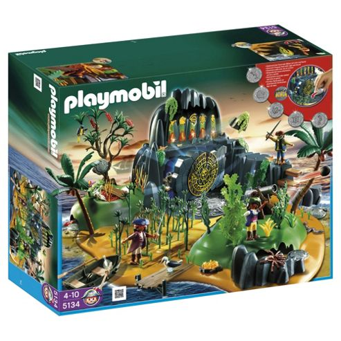 Playmobil 5134 Adventure Treasure Island