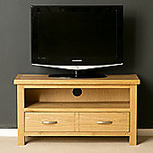 London Oak 90cm TV Stand - Light Oak