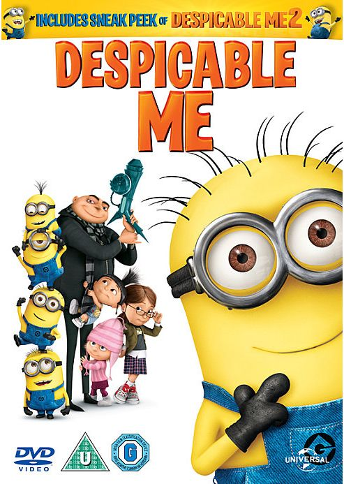 Despicable Me: Sneak Peek Edition (DVD)