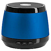 HMDX JAM Wireless Bluetooth Speaker, Blue