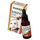 Baby Vit - Orange Flavour